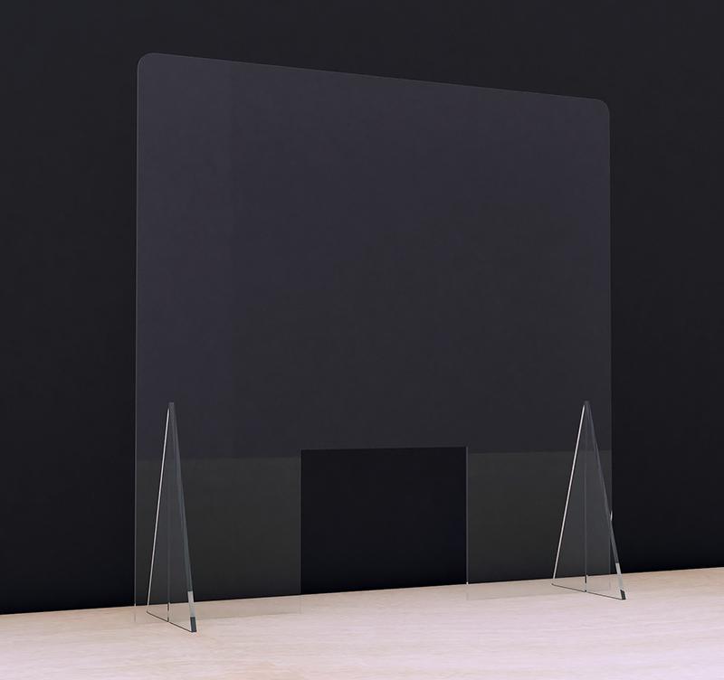 Perspex Counter Screen